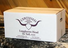 "Owner Ryan Lilly said, ""Marketing of stolen beef with the Longhorn Head To Tail label on every package was not like robbing a bank. Every one pound package was a marked item with the weight, name of the beef cut and address of the processor. It is not like laundering unmarked stolen goods."""